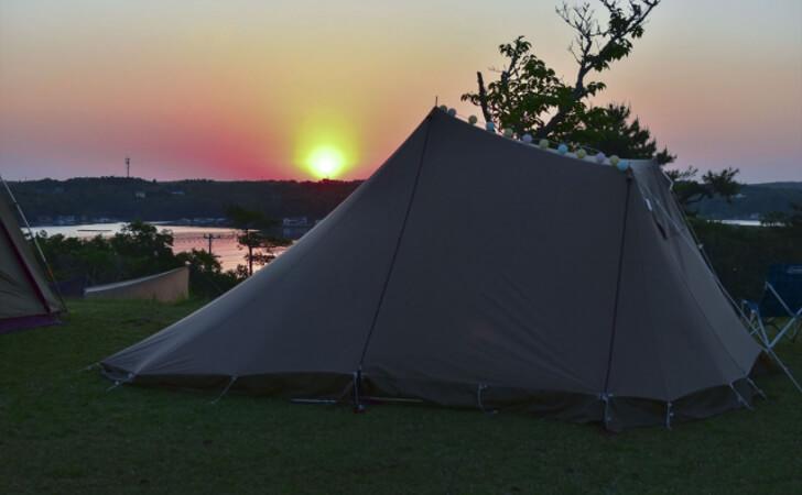 テント泊の魅力
