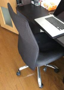 今家で使っている椅子